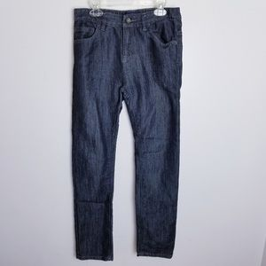 Lucky brand boys cooper slim Jean's size 14